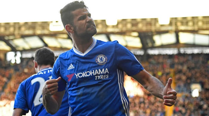 Conte explains why beer is good for Costa