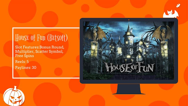 House of Fun free slot by Betsoft