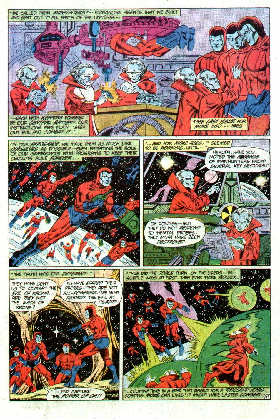 Read online Secret Origins (1986) comic -  Issue #23 - 15