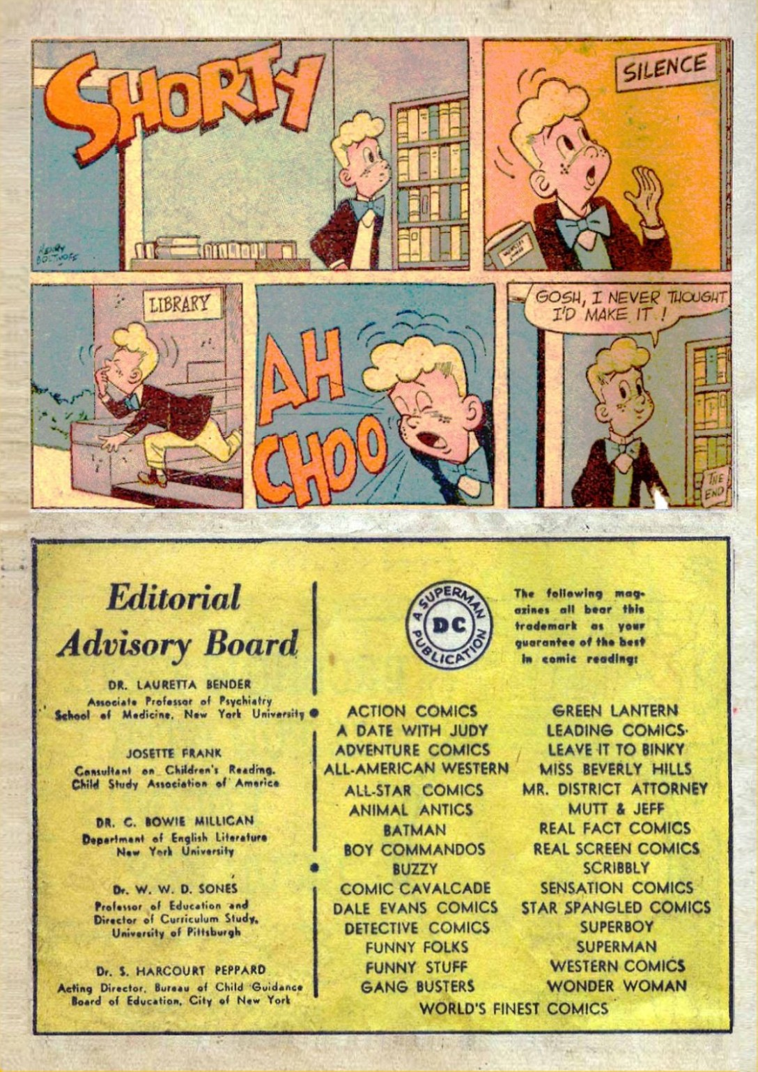 Read online Action Comics (1938) comic -  Issue #138 - 49