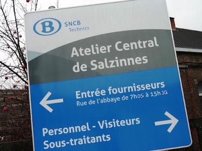 Ateliers SNCB Salzinnes