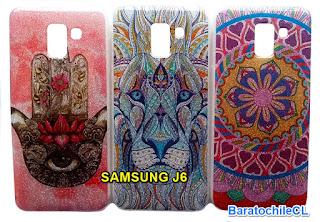Carcasa Femenina Samsung J6
