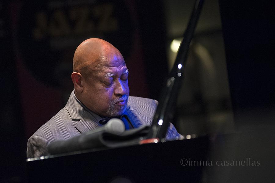 Kenny Barron, Nova Jazz Cava, Terrassa, 11-març-2016