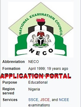 Apply For NECO Recruitment 2018/2019 | Application Guidelines