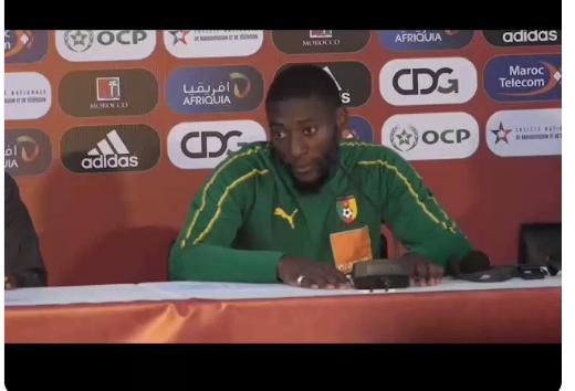 Maroc - Cameroun: Karl Toko Ekambi nouveau capitaine des Lions Indomptables