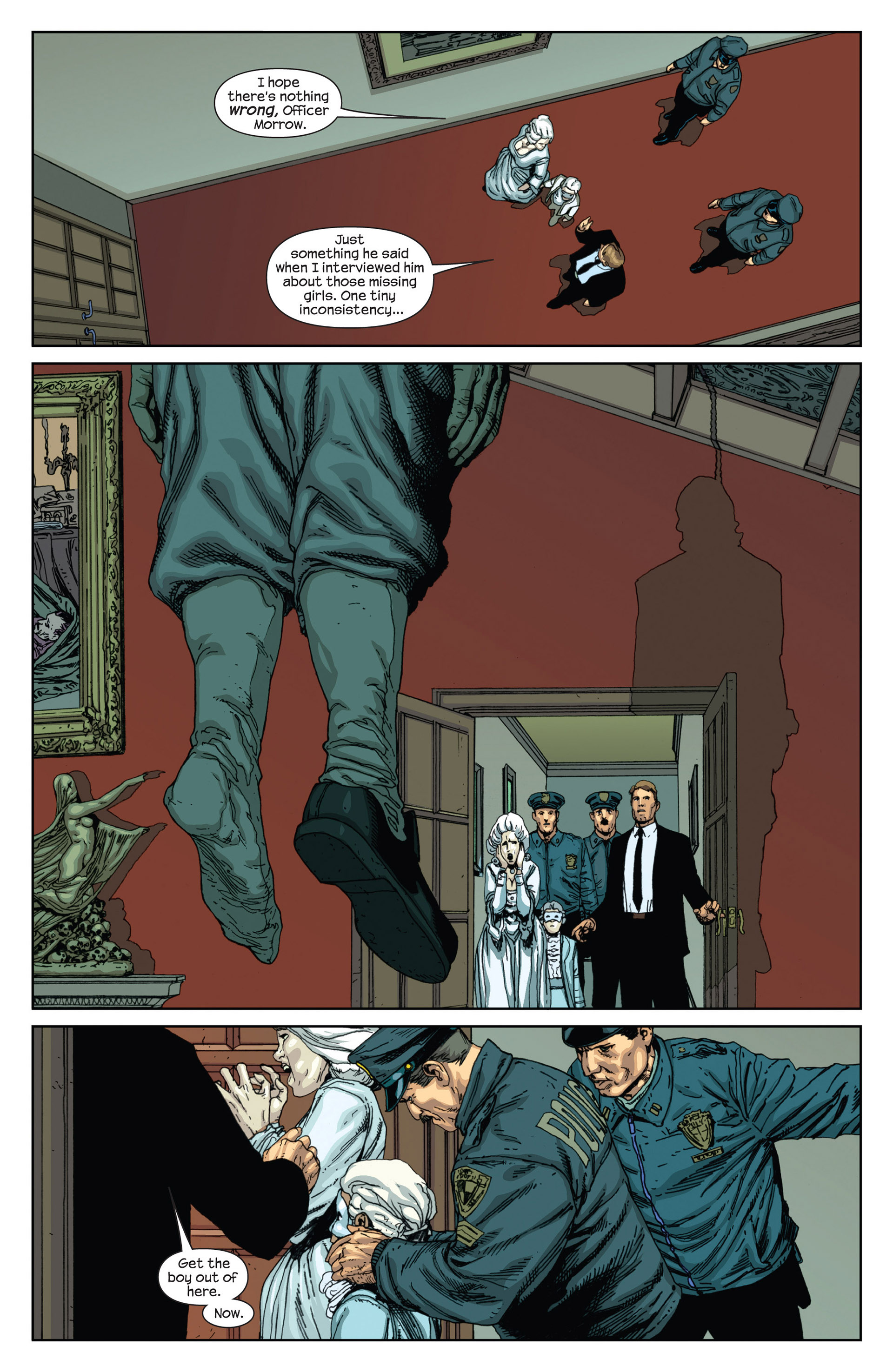 Read online Millar & McNiven's Nemesis comic -  Issue #2 - 4