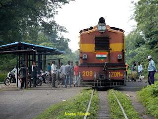 शकुंतला रेलवे: मुर्तिजापुर से अचलपुर
