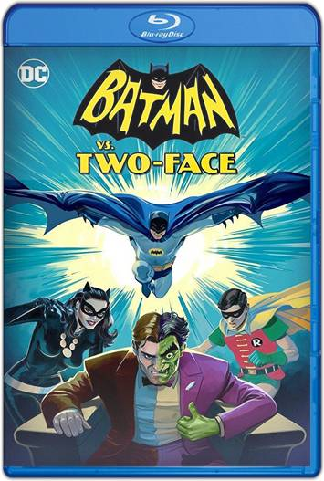 Batman vs dos caras (2017) HD 1080p y 720p Latino