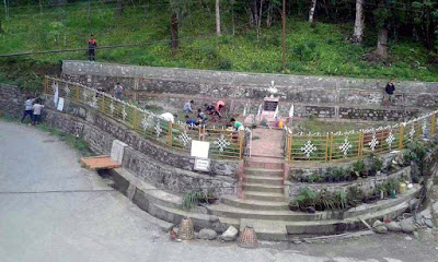 Aruna Lama Memorial Statue Saran Udhan