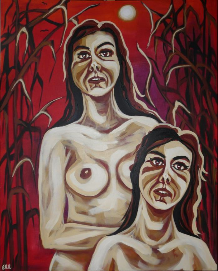 Природа феминизма. Ewa Rostecka-Rzonca