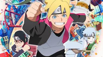 Boruto: Naruto Next Generations 28/?? + OVA  [HDL] 150MB [Sub.Español] (MEGA)