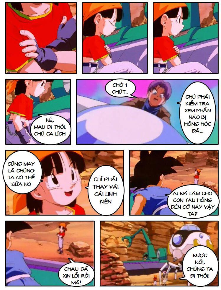 Dragon Ball GT chap 10 - Trang 4