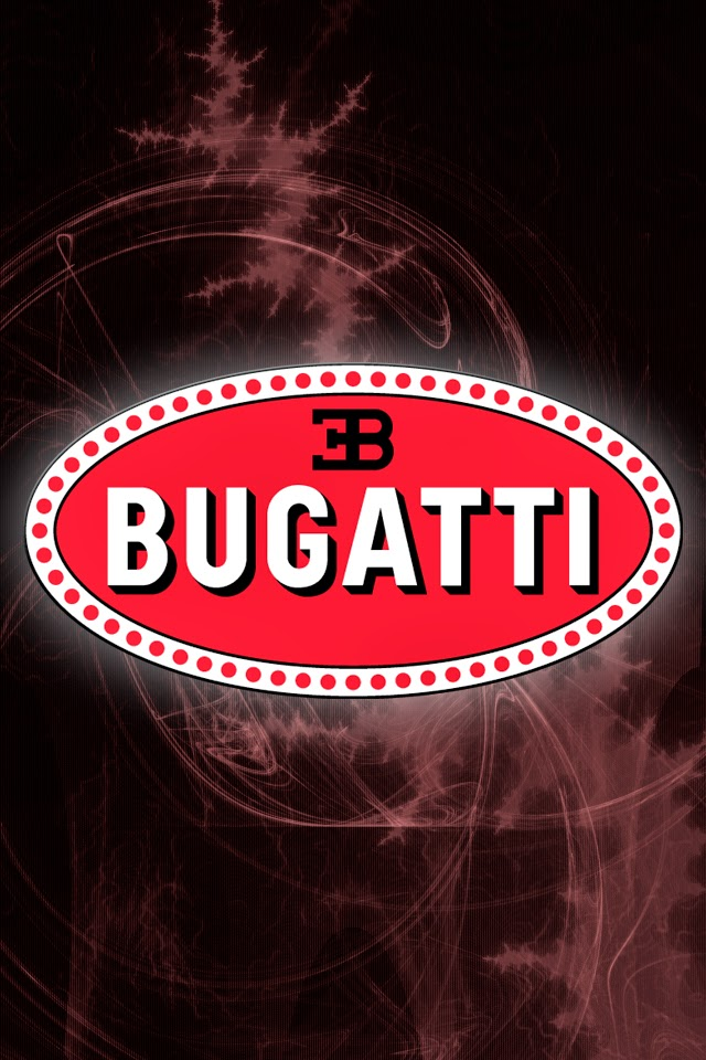 Bugatti Logo iPhone Wallpaper | iPhone Wallpaper