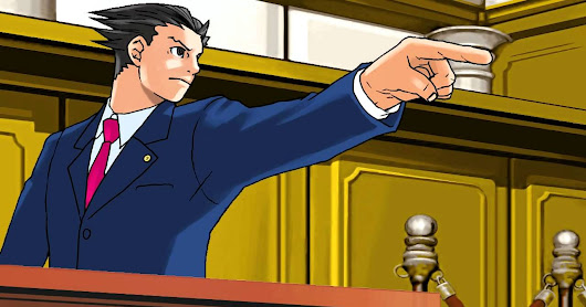 Ace Attorney Phoenix Wright Episode 1 First Turnabout Review: Mr Did It! (Spoiler Alert)