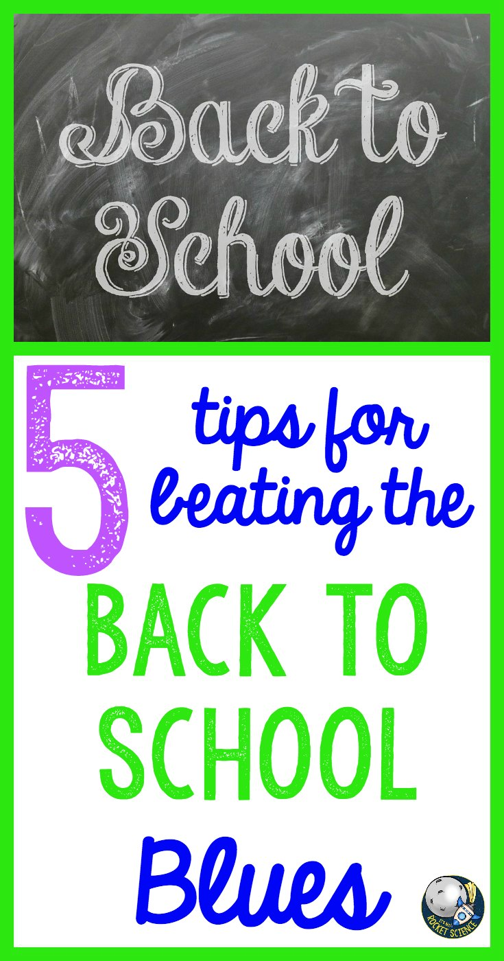Going back to school can be a rough transition from the summer. All teachers needs some encouragement to survive! Here are 5 tips to beat the back to school blues and start off the school year right! Let's make this the best year ever!