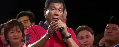 Anti-crime hardliner Duterte has claimed victory in the Philippine presidential election