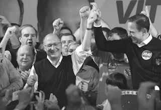 O esquerdista fabiano Doria age para evitar crise com Alckmin por eleição em 2018