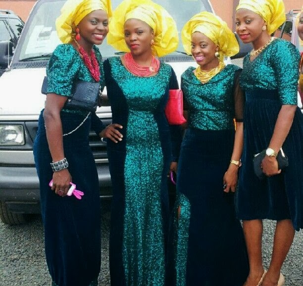 Nigerian Wedding Styles: RED CARPET TV, NIGERIA: December 2013