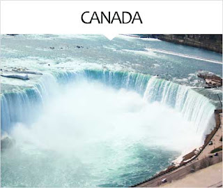 My Travel Background : Voyage Amerique Canada