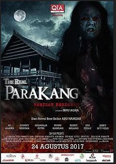 Nonton The Real Parakang: Warisan Berdarah (2017) Film Indonesia full movie
