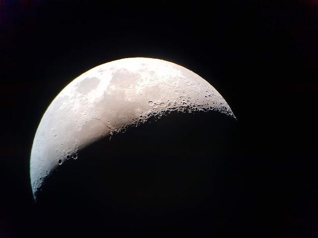 הירח השוקע