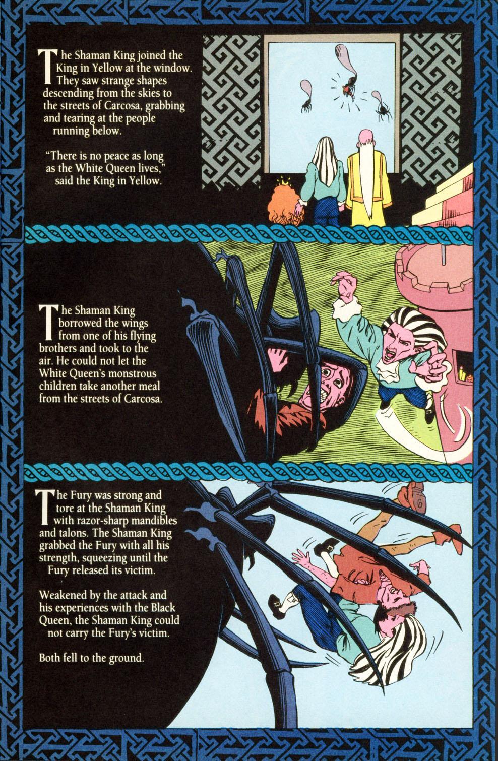 Read online Animal Man (1988) comic -  Issue #87 - 15