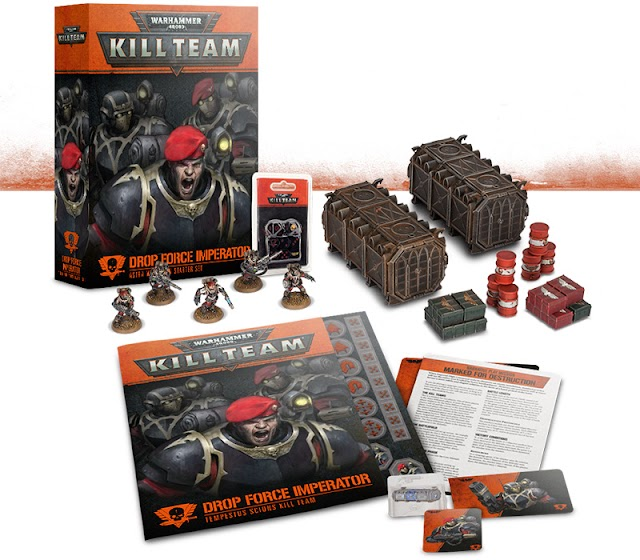 Pre-Orders are Up... Kill Teams, Black Coach....