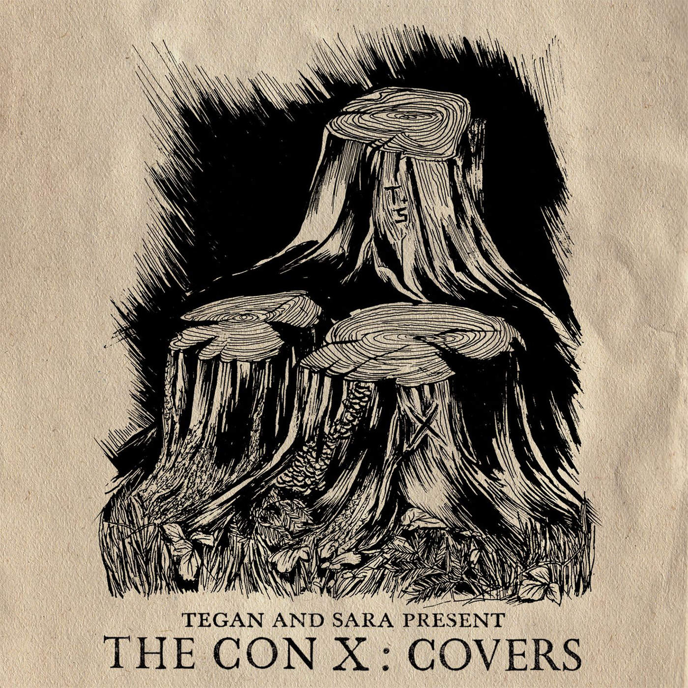 Various Artists - Tegan and Sara Present The Con X: Covers