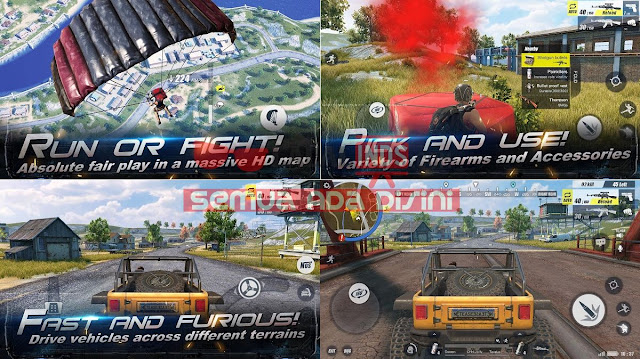 Download RULES OF SURVIVAL 1.126941.127172 Full APK