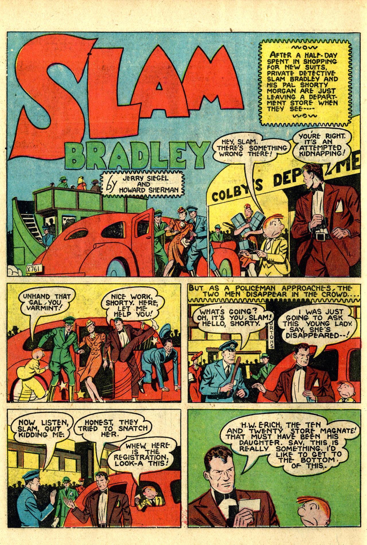 Read online Detective Comics (1937) comic -  Issue #44 - 58