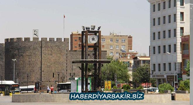 Diyarbakır'da hasta ve engelli personeller 5 Temmuzda da izinli