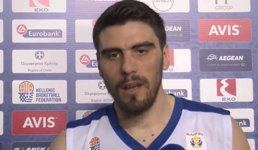 Εθνική Ανδρών : Σκουρτόπουλος: «Με την ίδια ένταση και σοβαρότητα» Δηλώσεις Κατσίβελη, Χαραλαμπόπουλου, Μαργαρίτη, Γιαννόπουλου και Λούντζη (videos)