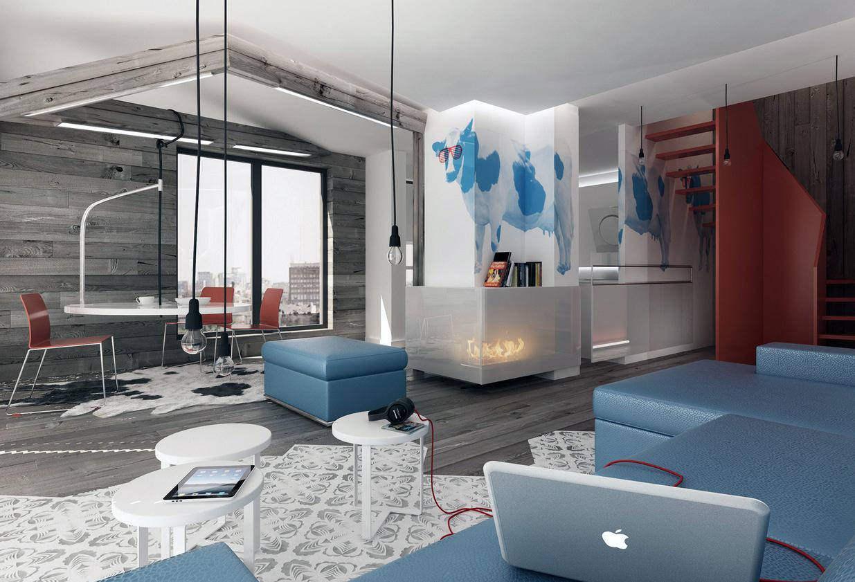 Klassisk kjølig stuer   interiør inspirasjon