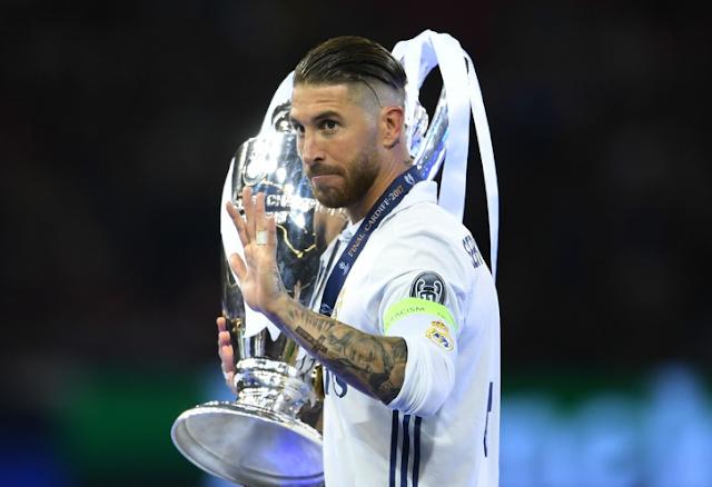 AGEN BOLA - Sergio Ramos Menyepakati Kontrak Baru Bersama Los Blancos