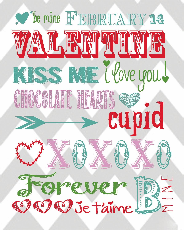 Ely Lane Free Valentine S Day Printables