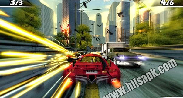 Burnout Legends (USA) psp android terbaru