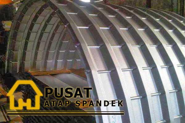 Harga Spandek Lengkung Bogor, Harga Atap Spandek Lengkung Bogor, Harga Atap Seng Spandek Lengkung Bogor Per Meter 2019