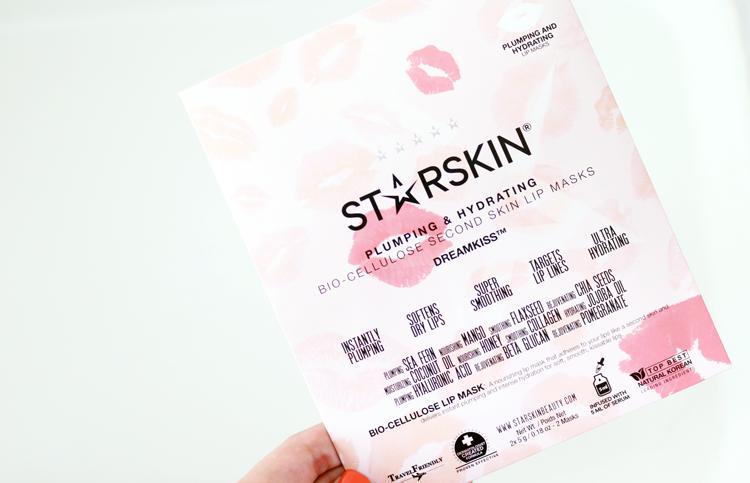 STARSKIN Dreamkiss Lip Mask review