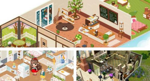 Design Game to Satisfy Your Inner Interior Designe