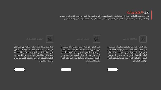 قوالب بوربوينت عربية 2017