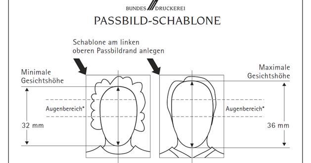Biometrische Passbild Schablone Fur Pixelmator 11