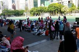 Sebanyak 3000 Calon Tenaga Kerja Indonesia Telah Dipersiapkan Sebagai Perawat Lansia di Hong Kong