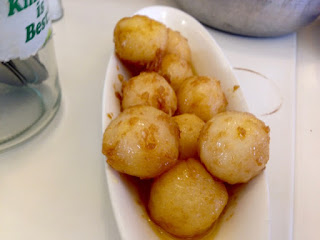 Patrick Tubajon, Christopher Panadero , Gudrun Restaurant, Kalami Cebu Food Trip, Nezte Virtudazo, Carlo Andrew Olano, Cebu Food Trip, squid balls