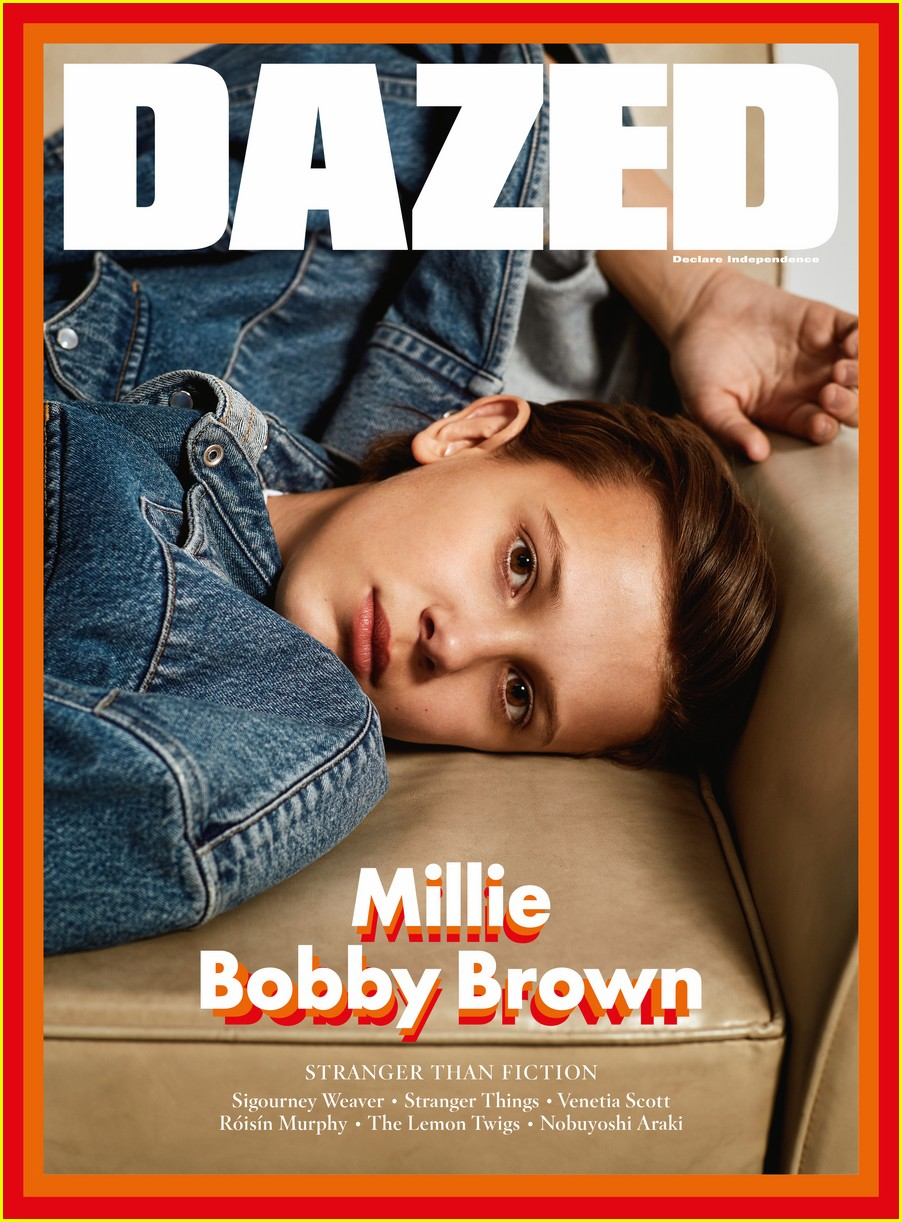 millie bobby brown hot