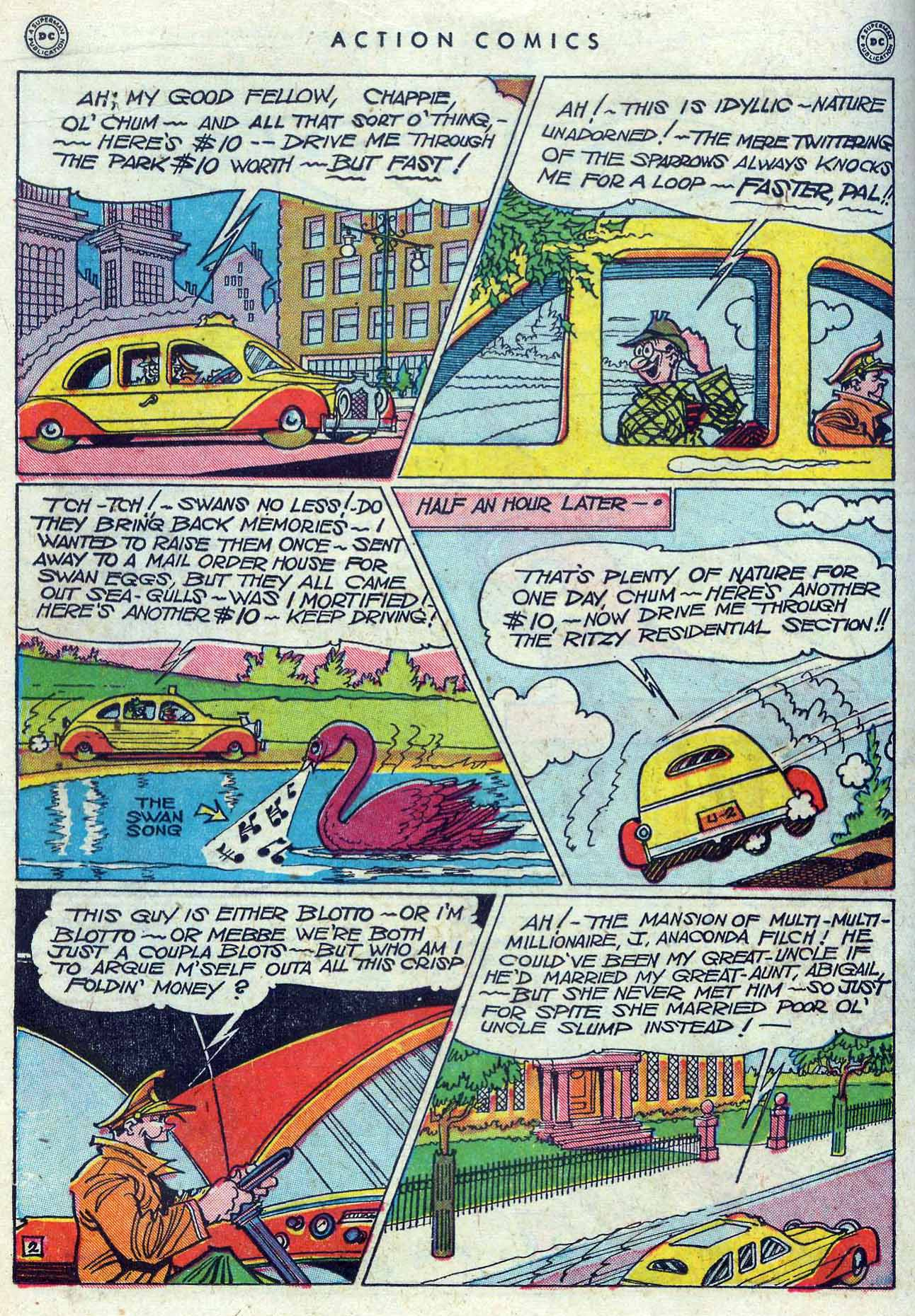 Read online Action Comics (1938) comic -  Issue #120 - 26
