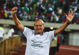Super Eagles Boss Gernot Rohr Reveals Players He Will Invite For Friendly Match Against Serbia & Poland