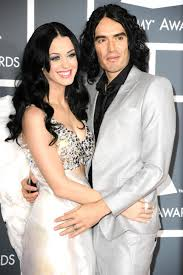 Katy Perry dan Russell Brand