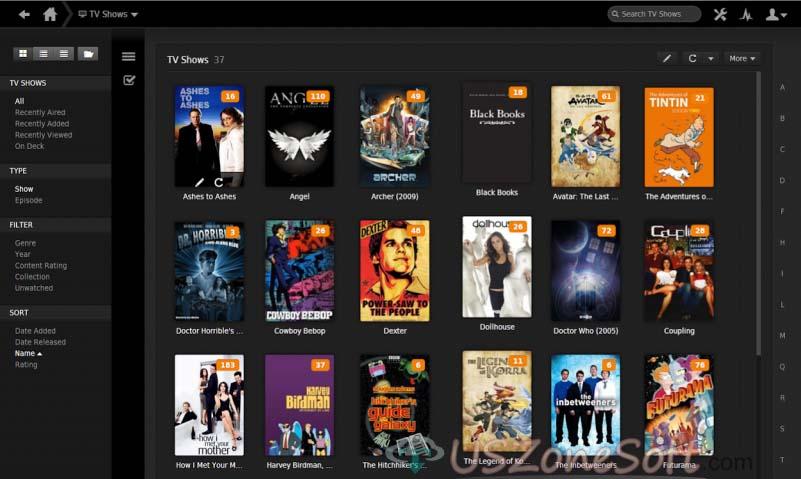 plex media player windows 10 64 bit