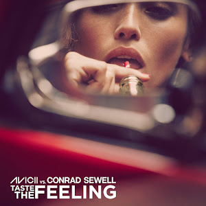 Avicii - Taste the Feeling - Single Cover
