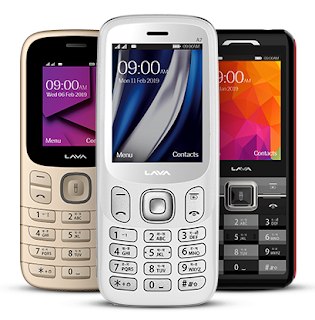 Lava delivers its Brand Promise of Reliability Offers a 1-year replacement guarantee* on its feature phones